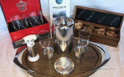 Spectrum donates Ice Press and Smoked Old Fashioned Kit for Charitable Auction at 2019 Turbo Resources Classic Golf Tournament